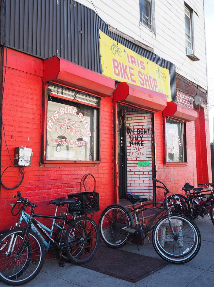 brooklyn bike shop bushwick