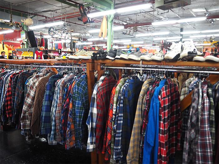 vintage clothes shop friperie bushwick