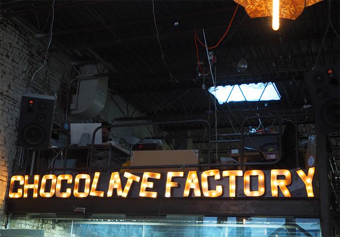 bushwick chocolate factory