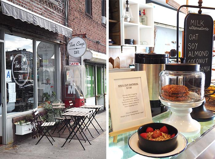 tin cup cafe brooklyn