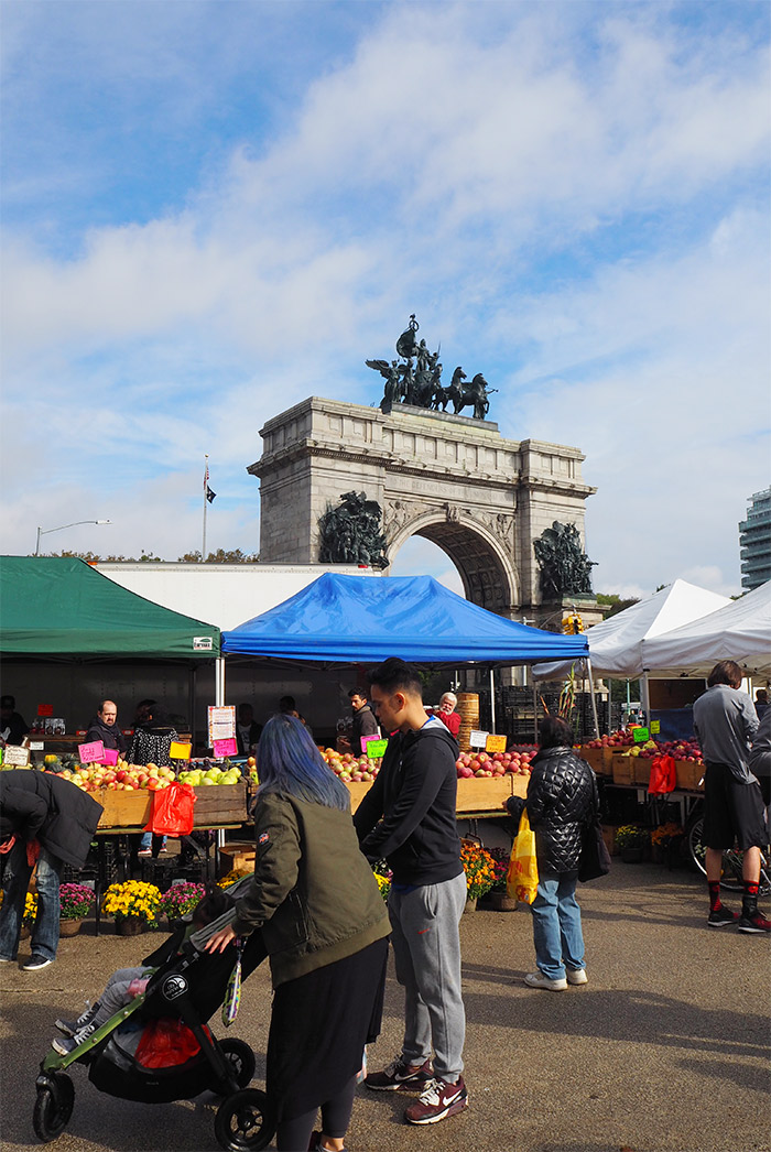 grand army plaza greenmarket