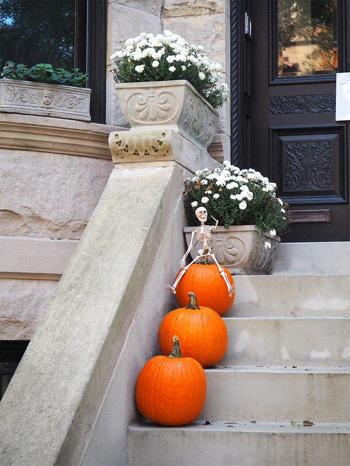 prospect park halloween house