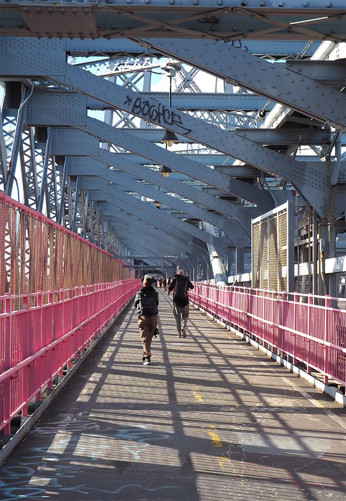 Williamsburg bridge brooklyn