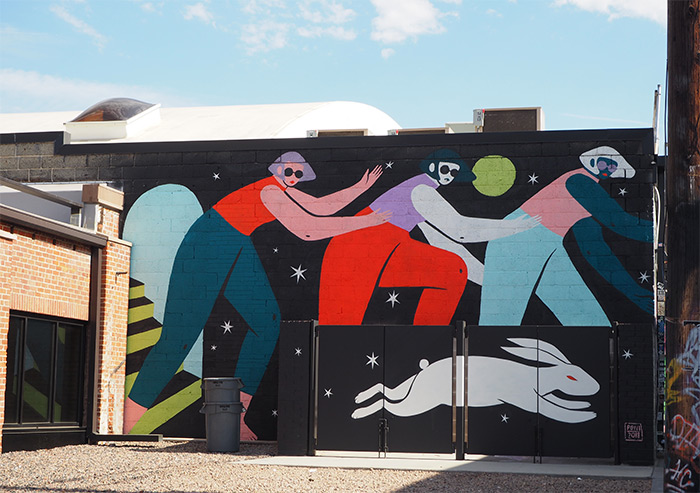 poni street art denver crush walls
