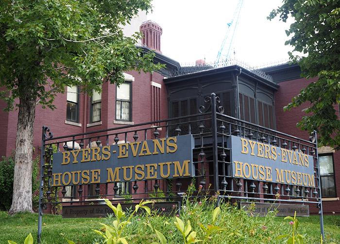 byers evans house museum denver