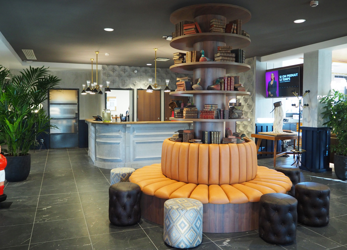 hotel kopster reception decines