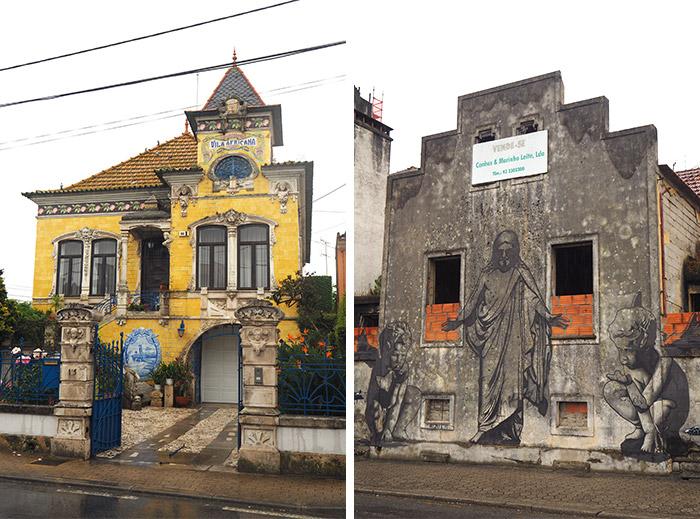 Portugal Aveiro street art