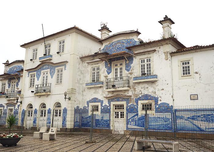 gare aveiro portugal