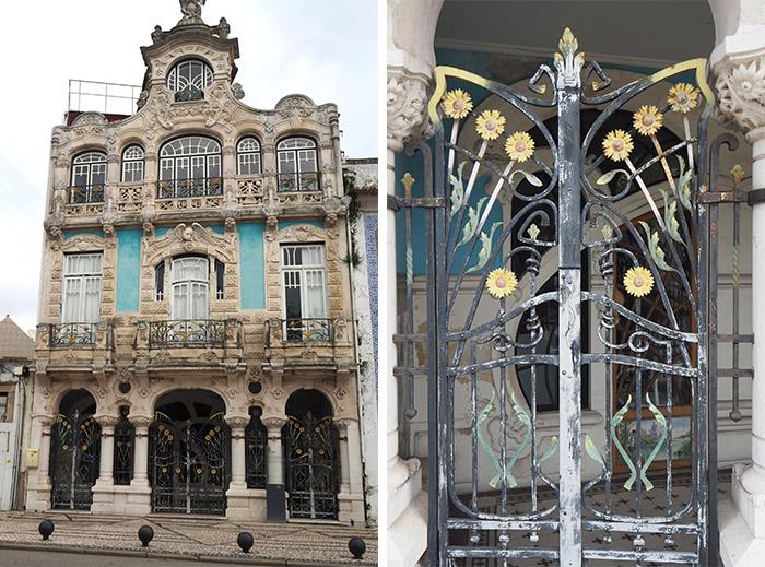 portugal aveiro musee art nouveau