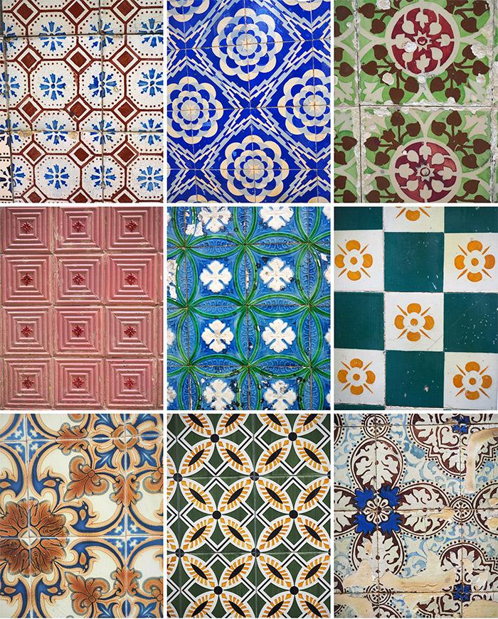 portugal azulejos aveiro