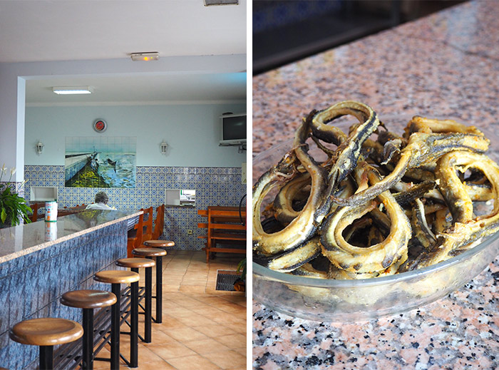centro portugal anguilles frites