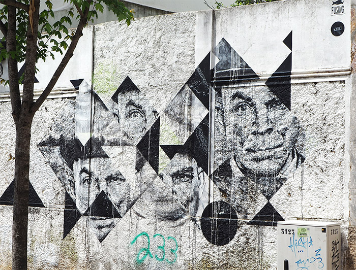 samina street art figueira da foz