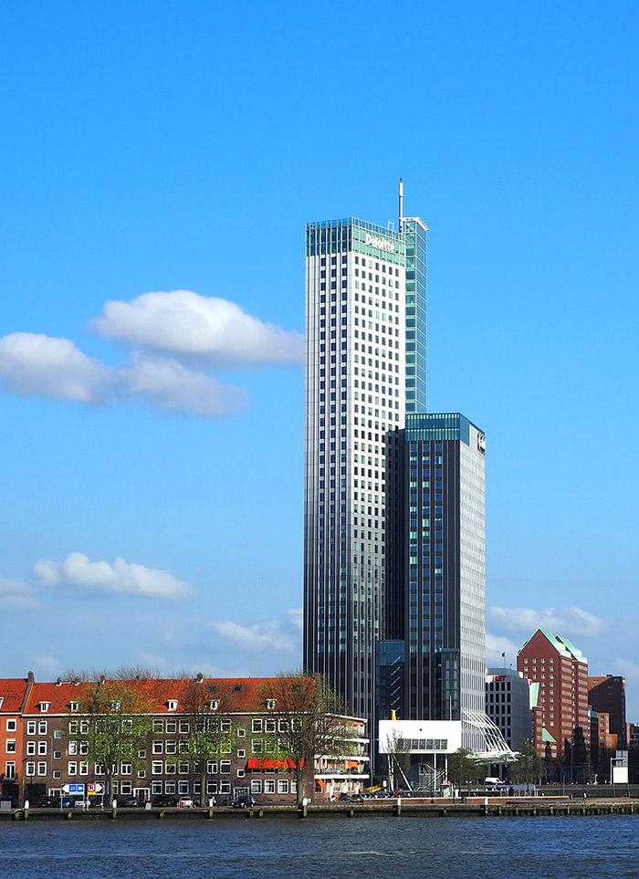 rotterdam maas tower