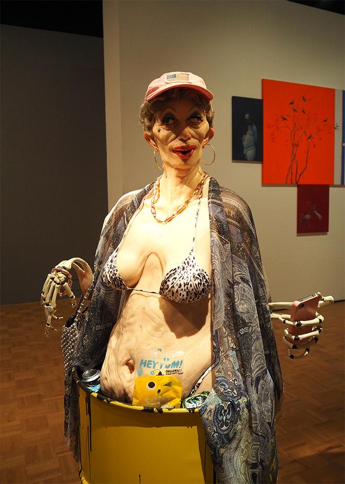 kunsthal réalisme musée rotterdam