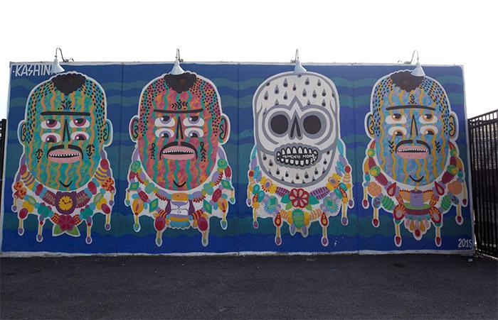 kashink coney art walls