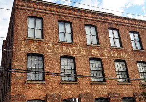 comte redhook brooklyn
