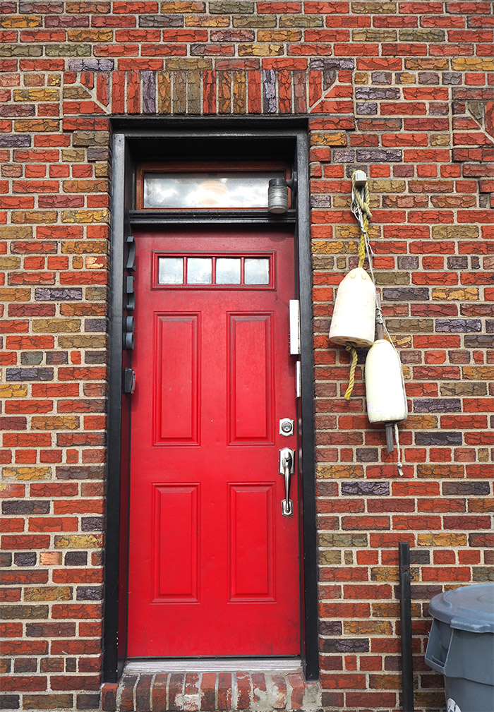 brooklyn redhook door