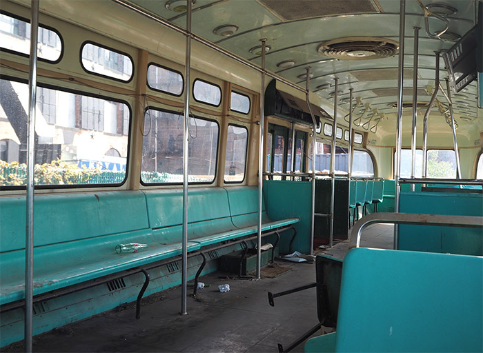 tramway pullman cc331 redhook