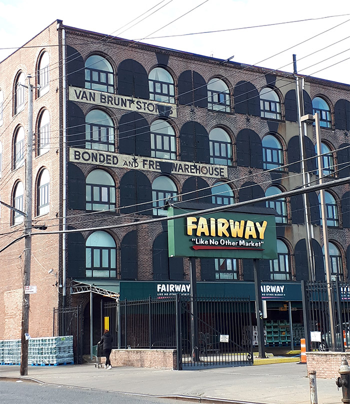 brooklyn fairway red hook