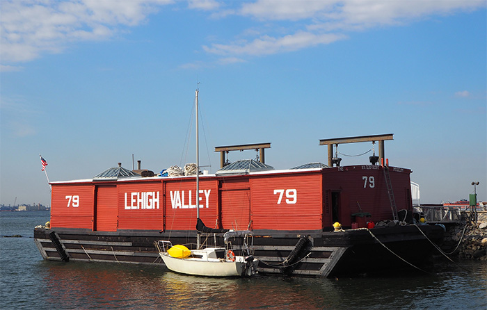 red hook waterfront barge museum