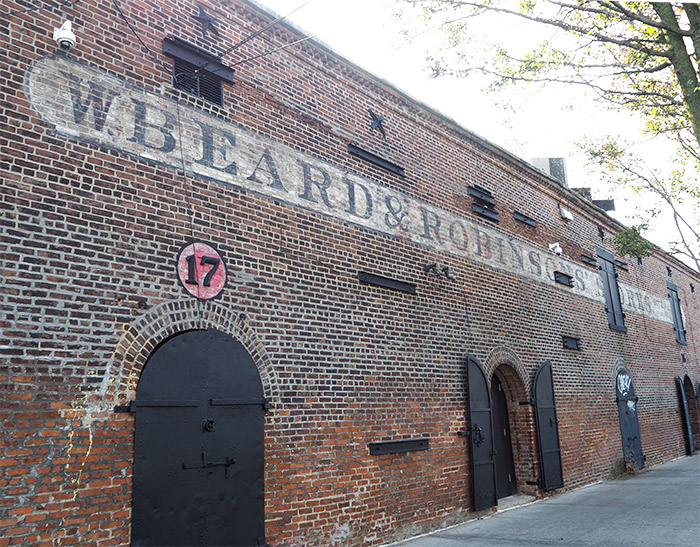 beard robinson store red hook