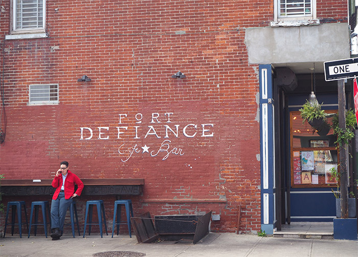fort defiance red hook coffee shop
