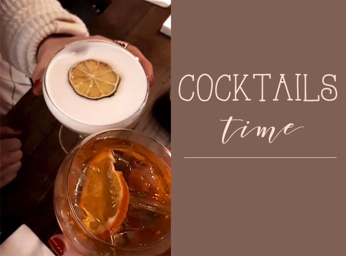 cocktails st alban hotel spa la clusaz