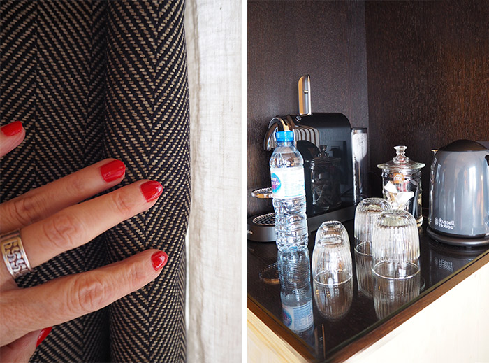 st alban hotel chambre clusaz