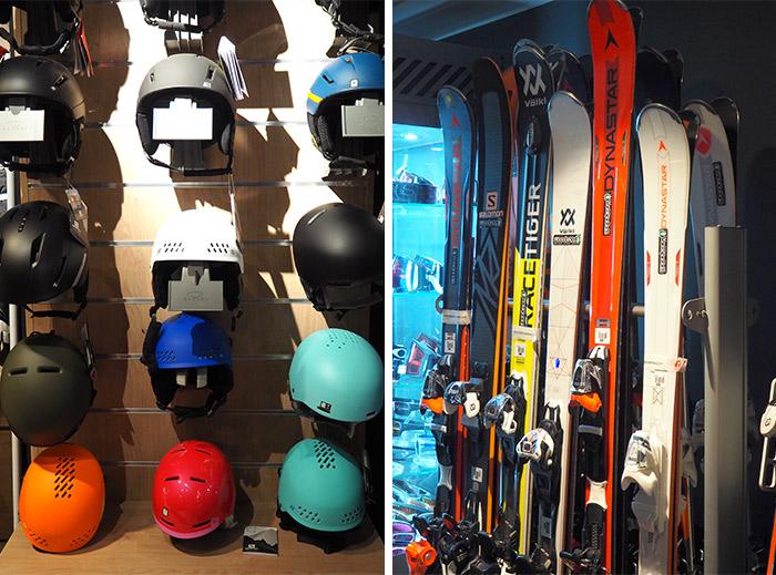 la clusaz ski shop st alban