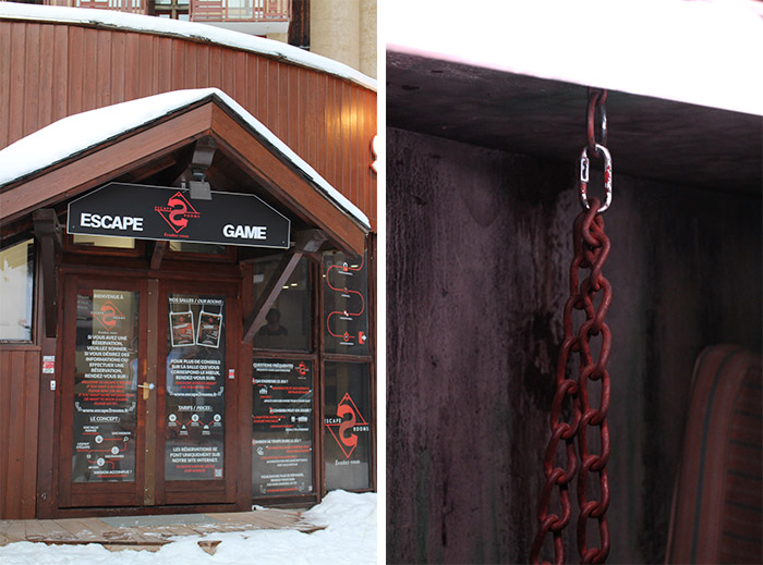 la plagne escape game