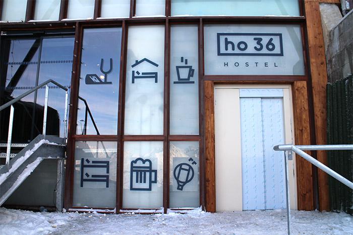 la plagne ho36 hostel