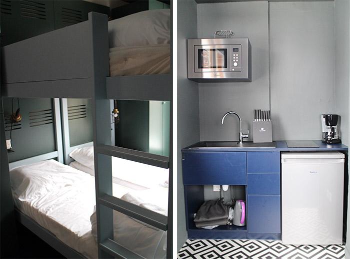 la plagne dortoir ho36 loft