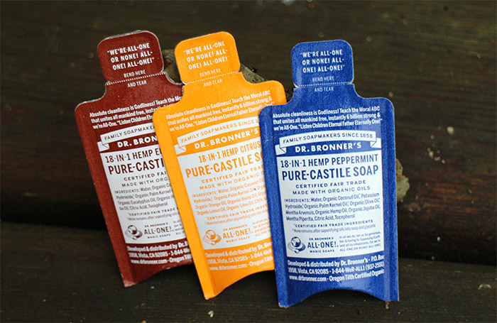 ho36 dr bronner toiletries