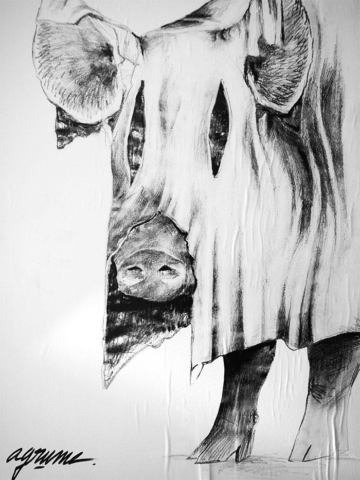 agrume noir zoo art show halles lyon