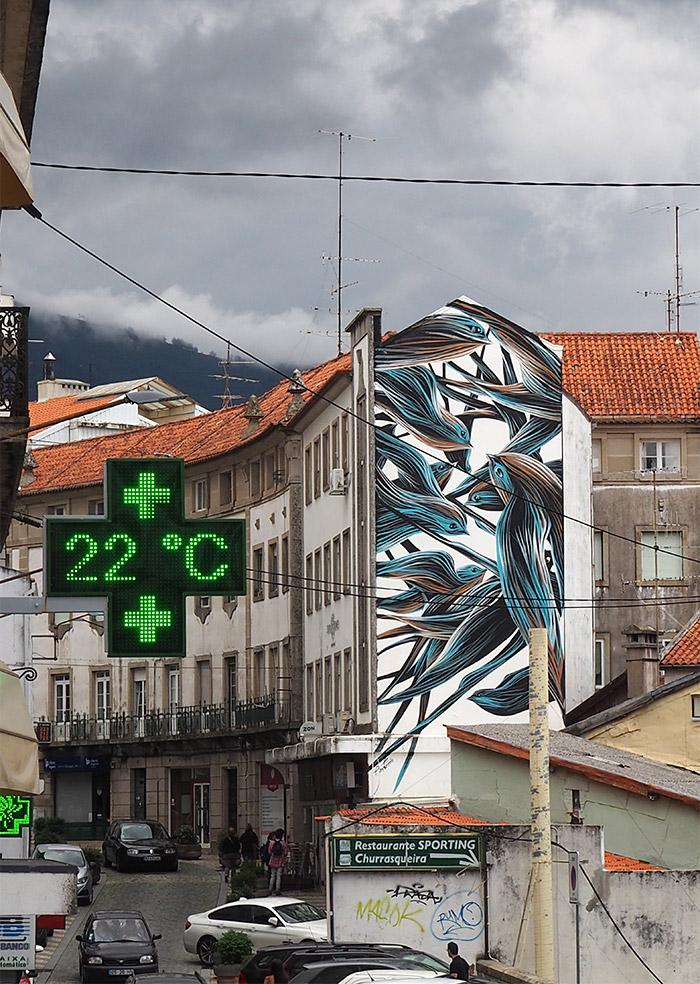 portugal street art pantonio covilha