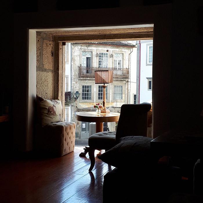 casa da sé hotel viseu portugal