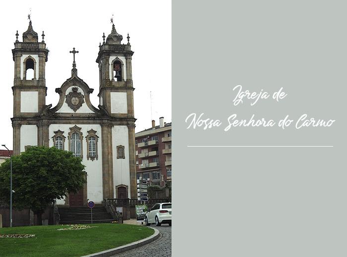 igreja viseu portugal