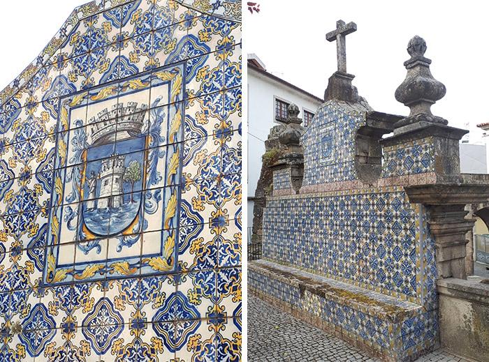 portugal viseu azulejos