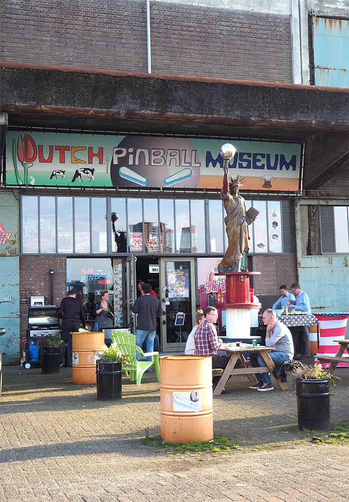 rotterdam pinball museum