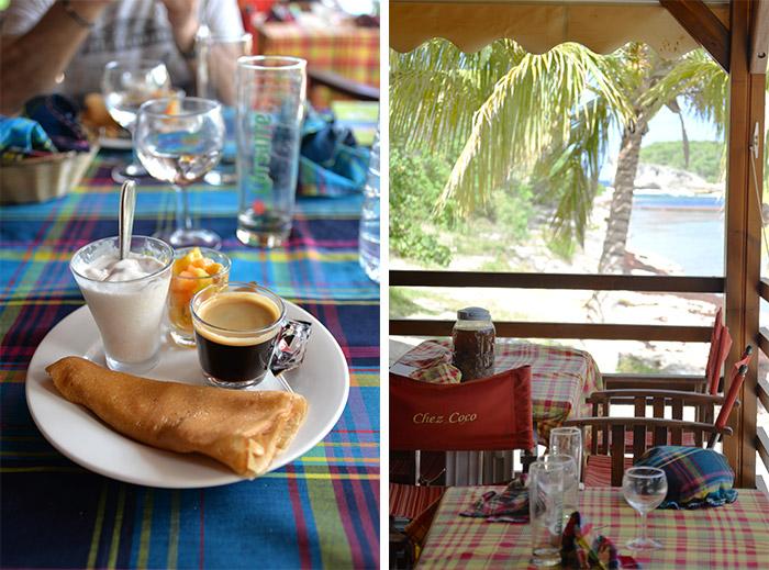 guadeloupe restaurant chez madame coco
