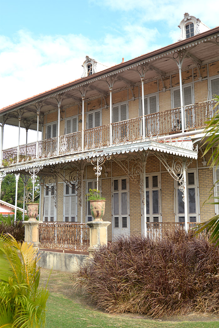 maison zevallos guadeloupe