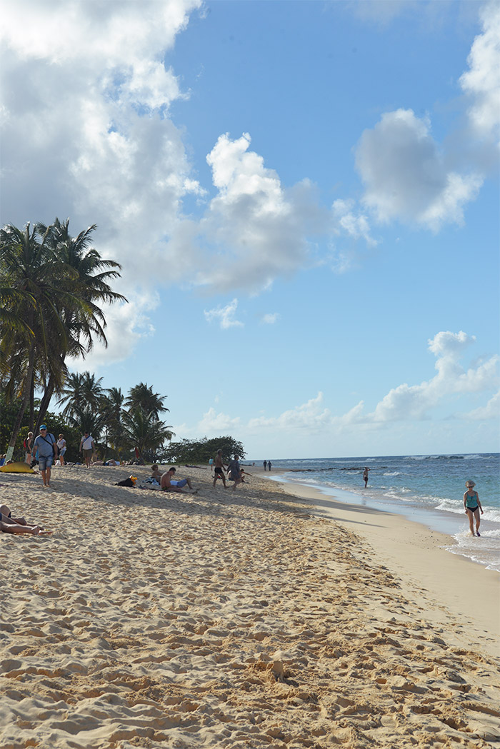 plages de guadeloupe