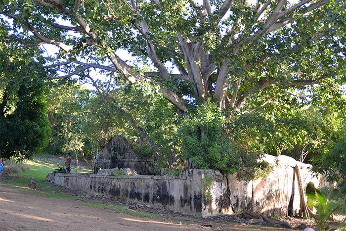 guadeloupe prison esclaves petit canal
