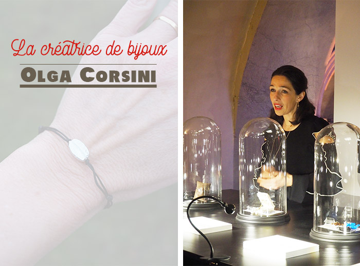 olga corsini creatrice bijoux nespresso