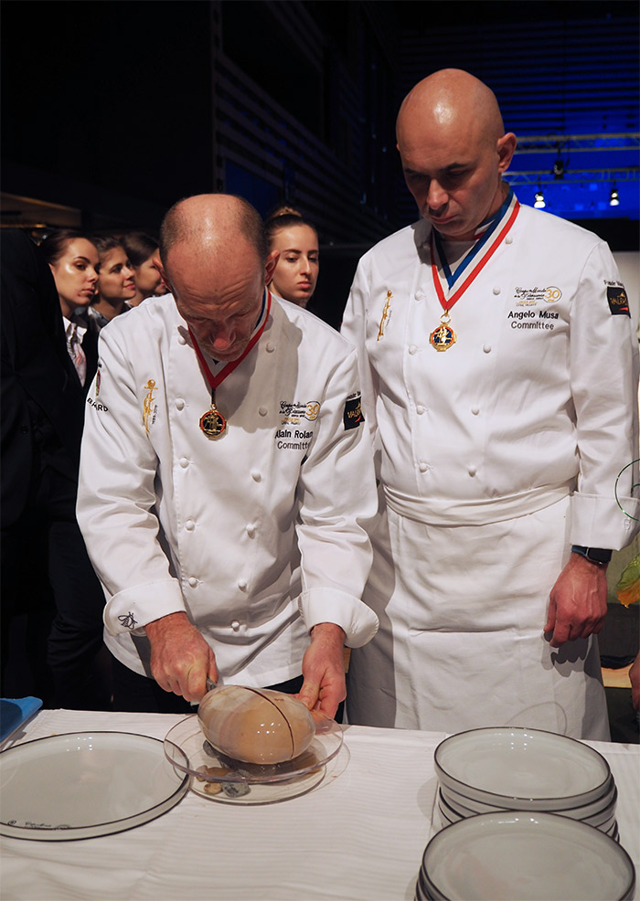 sirha coupe monde pâtisserie