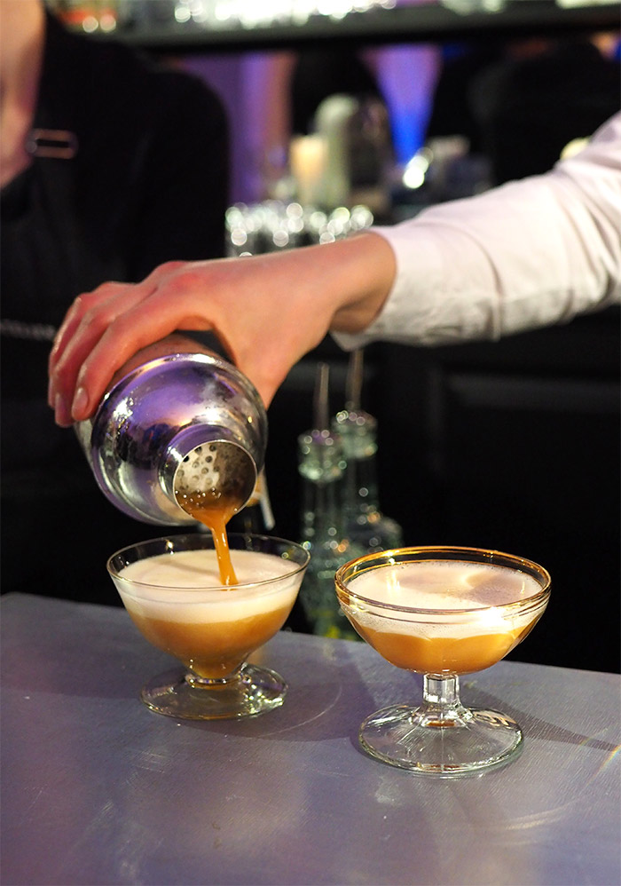 atelier nespresso cocktail