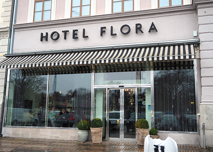 hotel flora goteborg