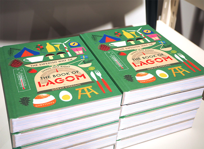 book of lagom sweden