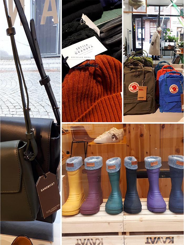 Göteborg achats design vêtements