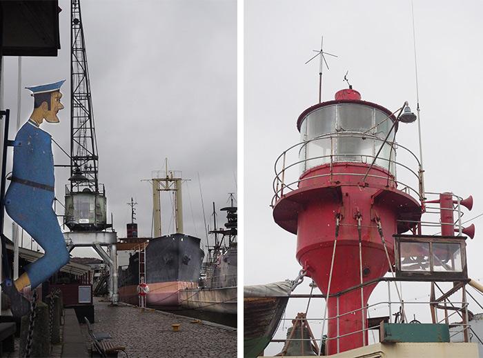 musée maritime Göteborg Suède